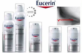 linea de productos eucerin hombre