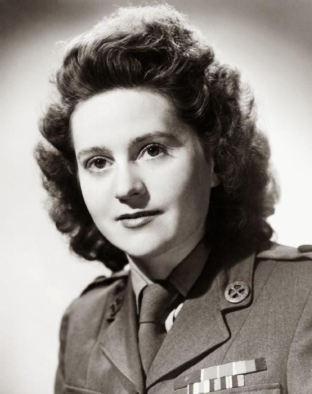 Wartime Spy Ladies: Odette Sansom (1912-1995)