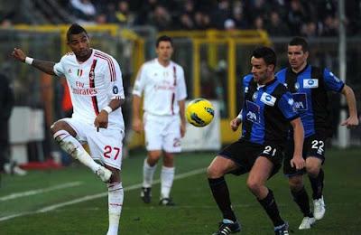 Atalanta 0 - 2 AC Milan (1)