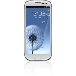 "Smartphone Samsung Galaxy S III I9300 / Branco / Android 4.0 / 8.0MP / 16GB / Tela 4.8"" / Wi-Fi / 3G"