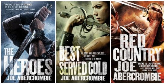 The First Law Standalone Books Chapterized - Joe Abercrombie