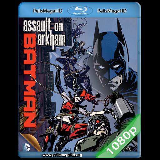 BATMAN: EL ASALTO DE ARKHAM (2014) FULL 1080P HD MKV ESPAÑOL LATINO