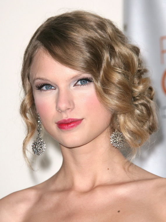 short hair styles curly