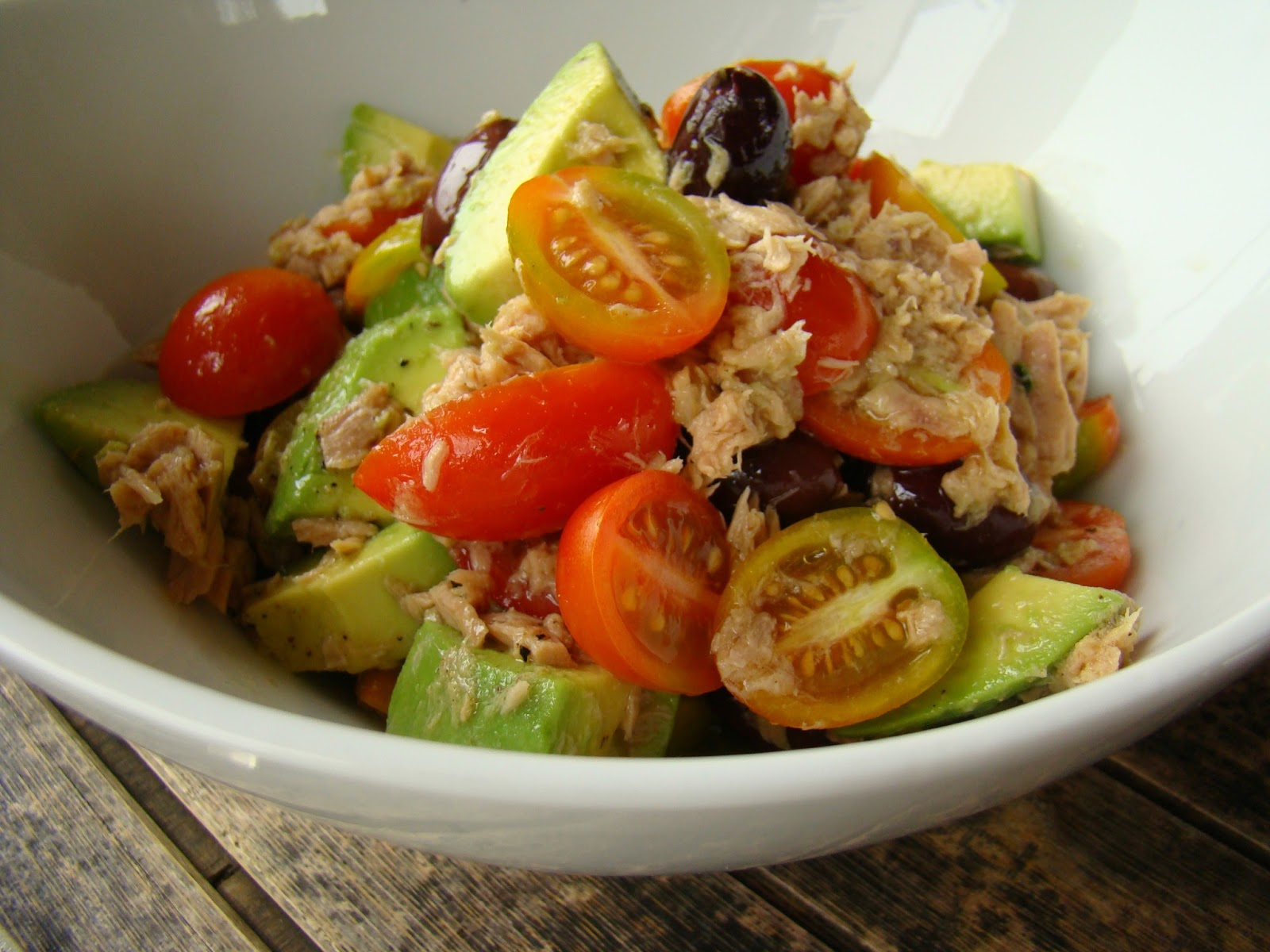 Family Feedbag Tuna Amp Avocado Salad