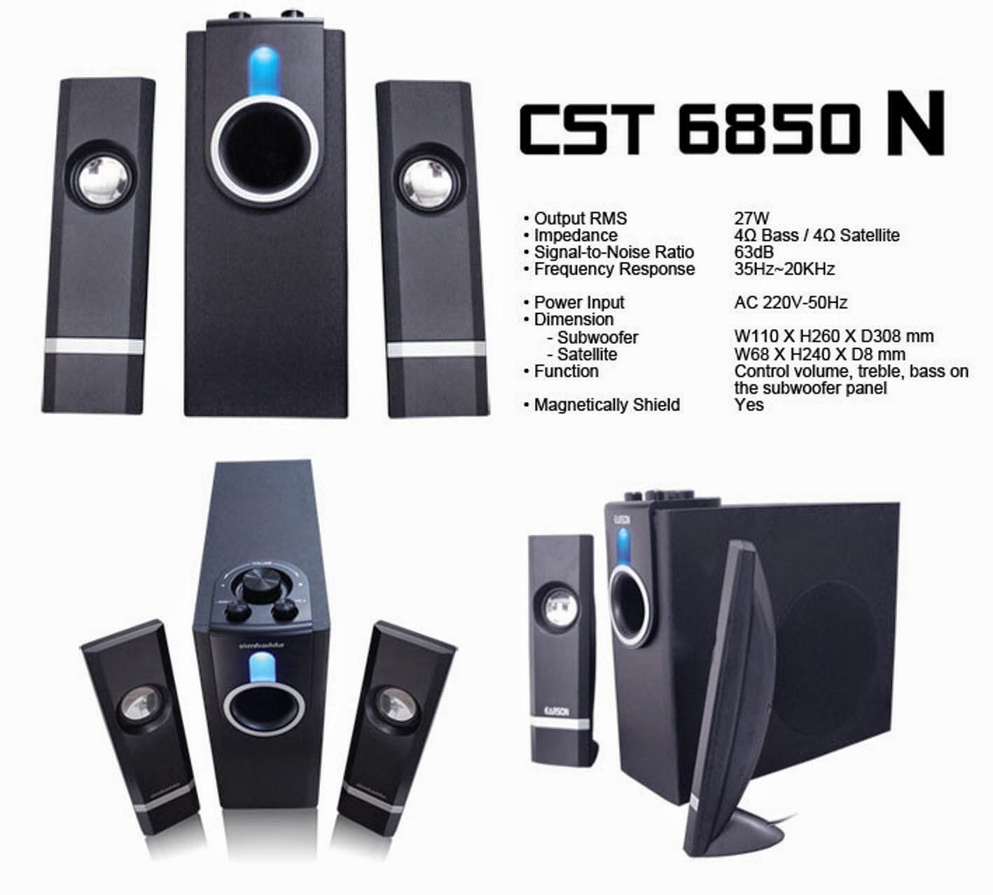 CST 6850N