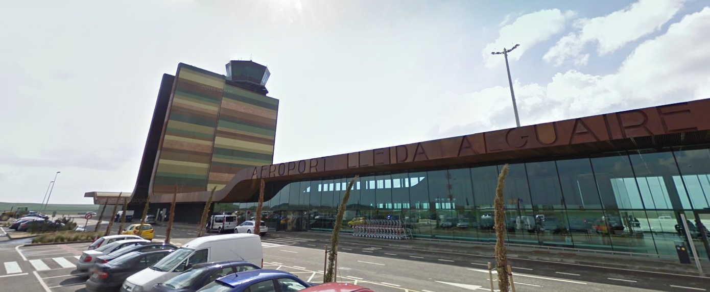 Aeropuerto Internacional Lleida Alguaire
