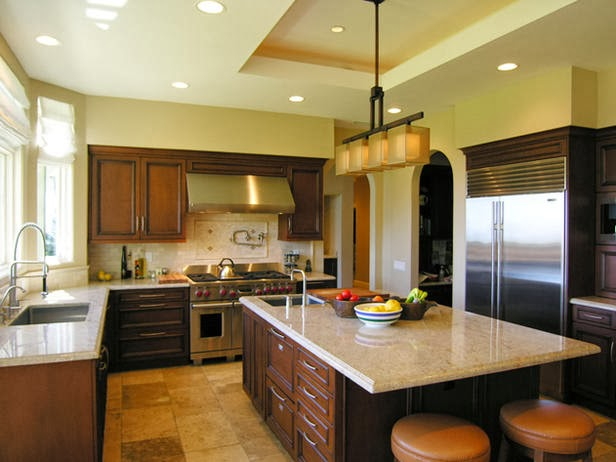 Decorating den interiors susan sutherlin 10 of the for 12x12 kitchen remodel ideas