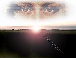 pot skozi park │ otožne oči │ neznanca v večerni zarji