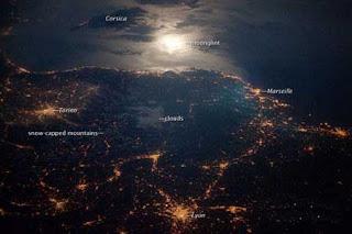 صور مدن العالم من المحطه الفضائيه الدوليه Image006