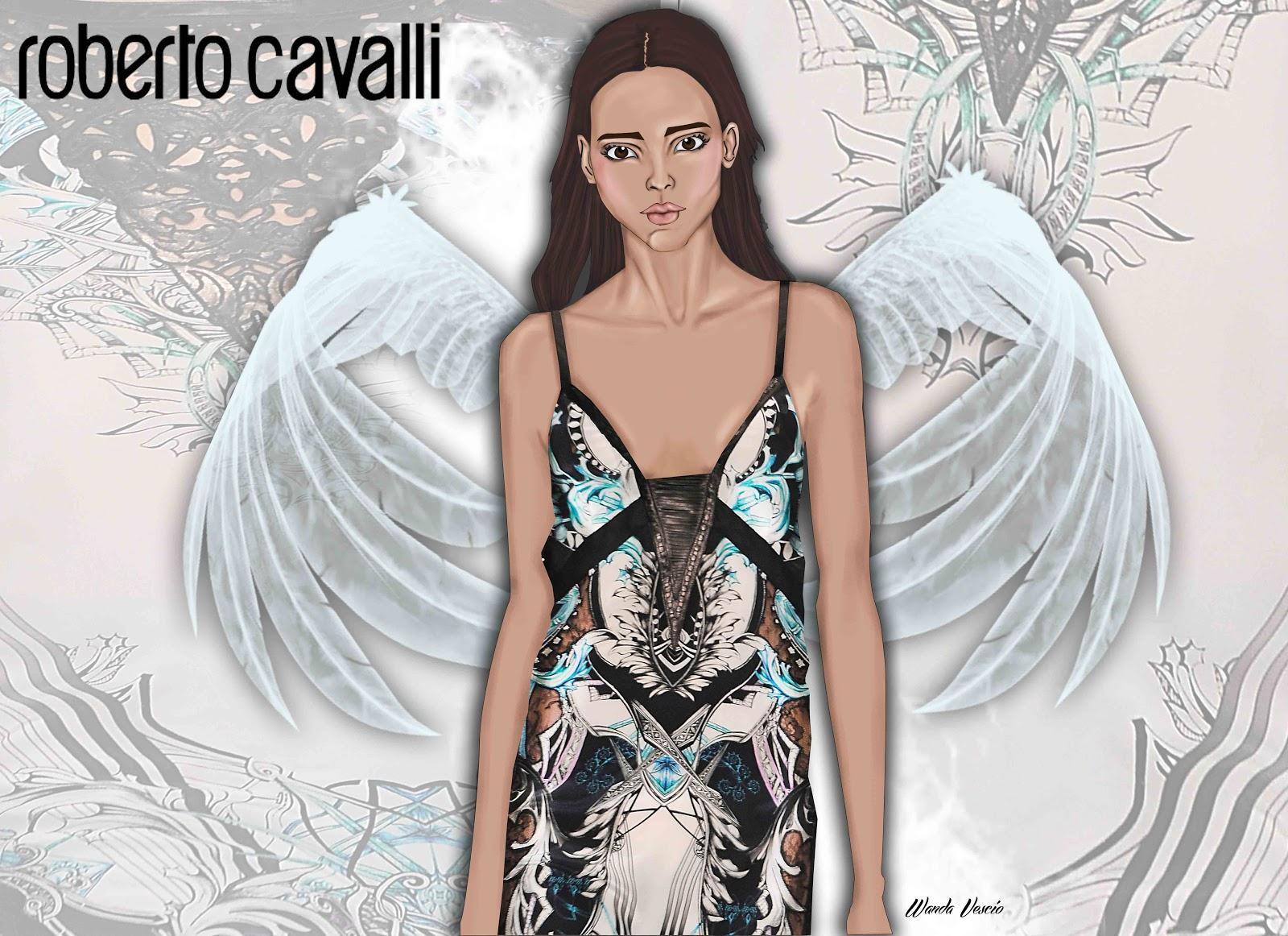 Roberto Cavalli sketch
