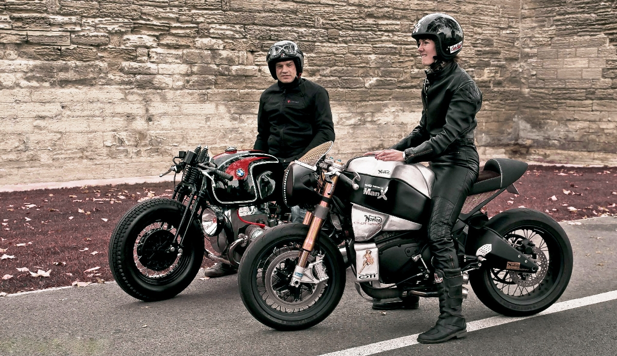 Fabuleux BMW R90S by Sébastien Beaupère ~ Return of the Cafe Racers JD42
