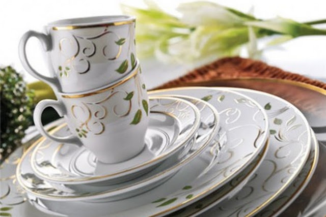 Tips Membersihkan Barang dan Perabot Porselen