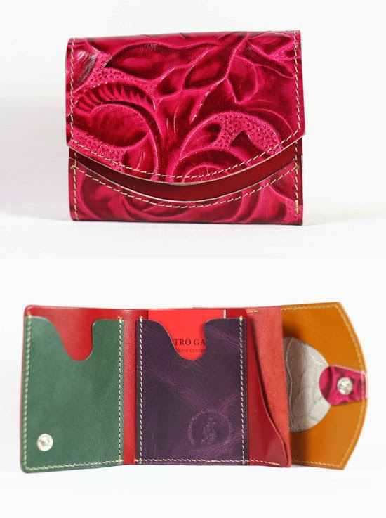 小さい財布 デリー