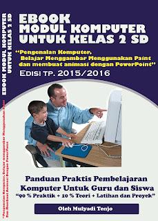 Modul TIK/Komputer SD Kelas 2 TP.2015/2016