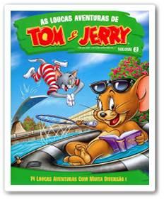 Download As Loucas Aventuras de Tom e Jerry Vol 2