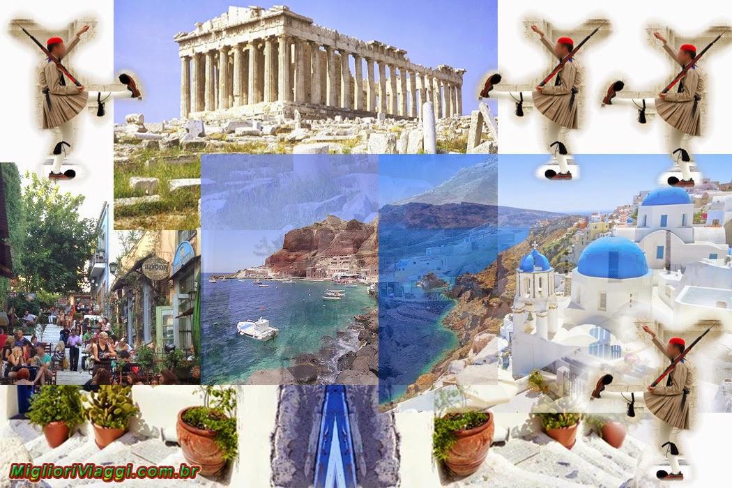 Grécia | Atrações arquitetônicas, culturais e belezas naturais