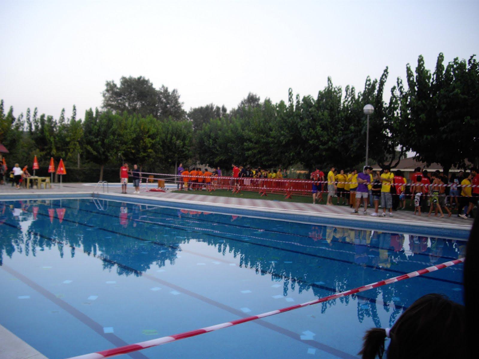 Aquest cap de setmana entrada gratu ta a la piscina for Piscina gratuita