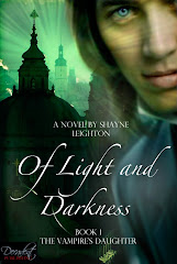 "Author Interview with Shayne Leighton of the ""Of Light and Darkness series"""