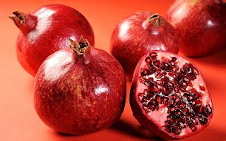Lựu - Top 5 loại hoa quả tốt cho sức khỏe nên dùng cho dịp tết