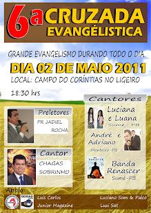 6ª Cruzada Evangelística