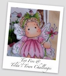 Tilda's Town Challenge #168 - Something New