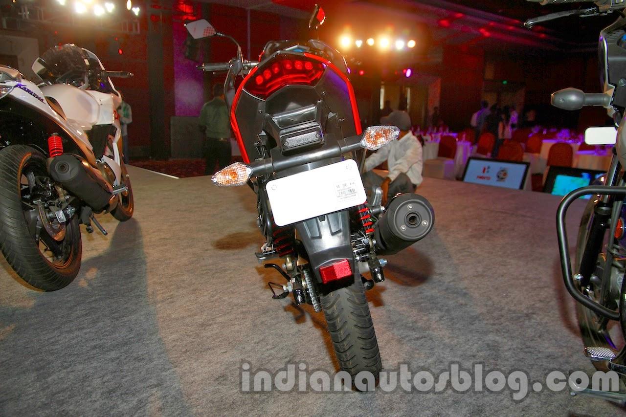 Hero Motocorp Unveils The New 2014 Xtreme Pics Specs Motorzest Honda Bike