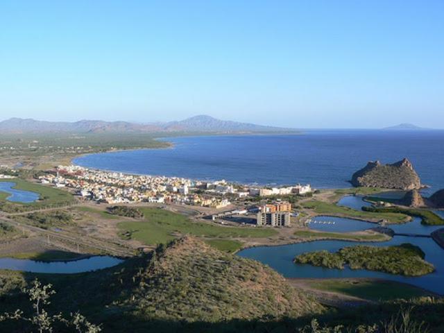 Loreto, en Baja California, México