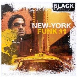 New York Funk Vol 1 / CD 2002