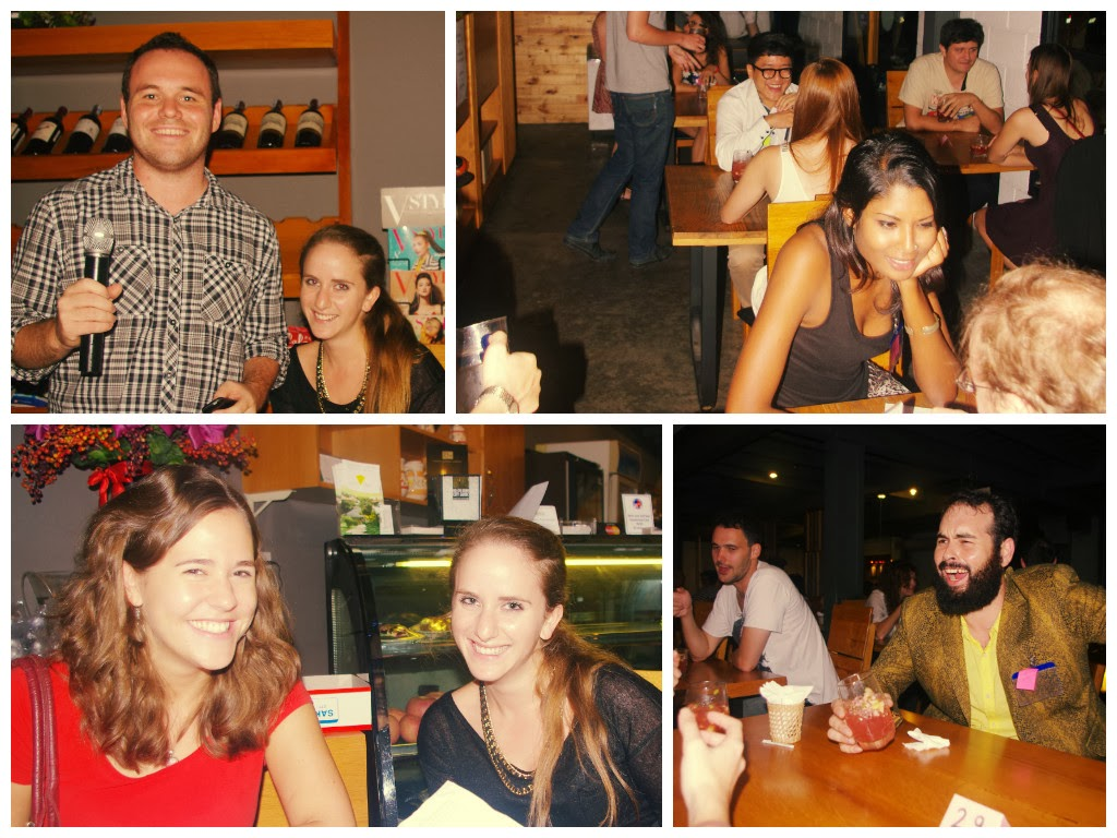 speed dating saigon Speed dating 151 likes 4 were here speed dating is organizing by angela pham it is a quick, fun and easy way to meet singles who are looking to meet.