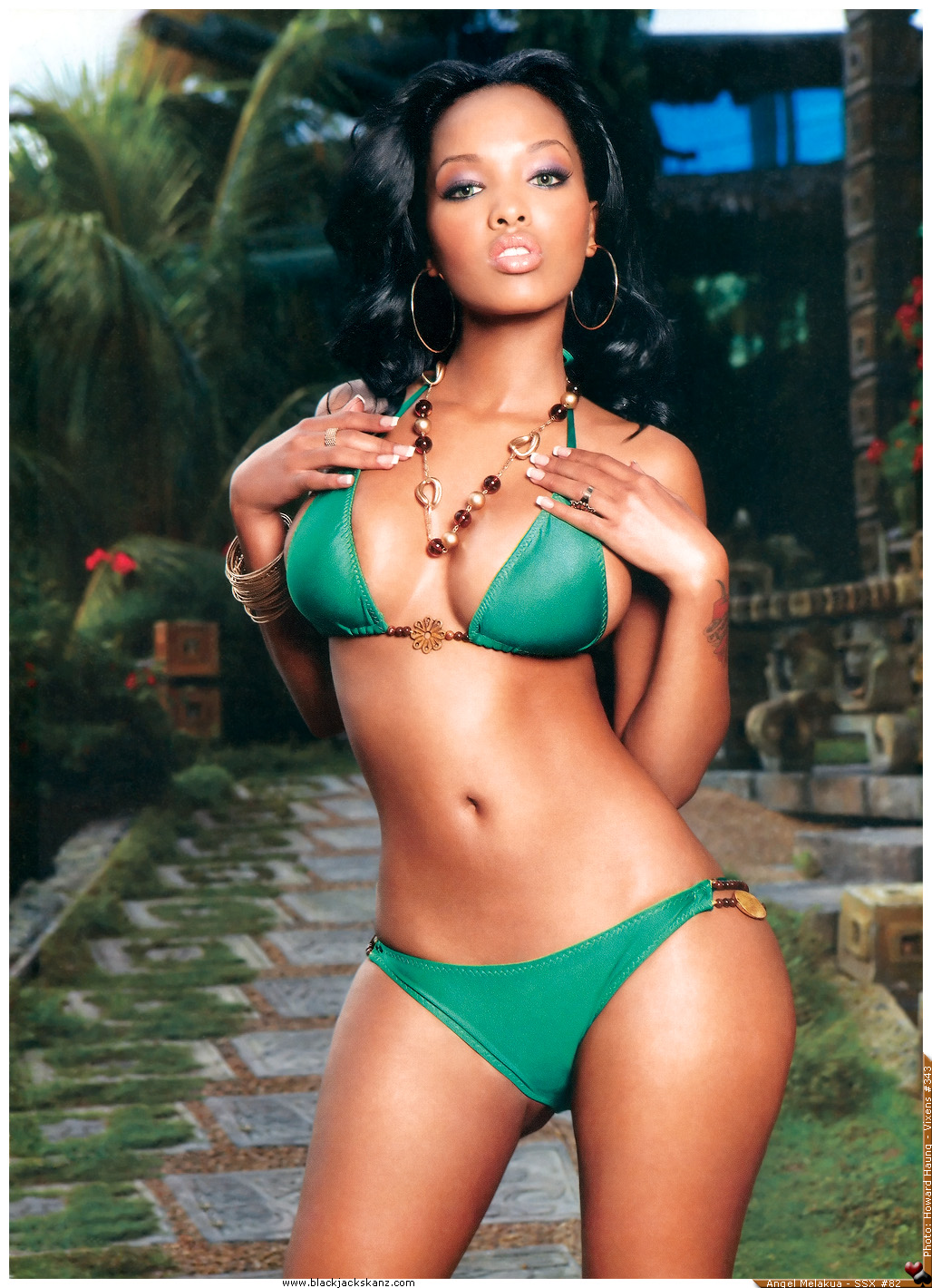 hot caribbean girls
