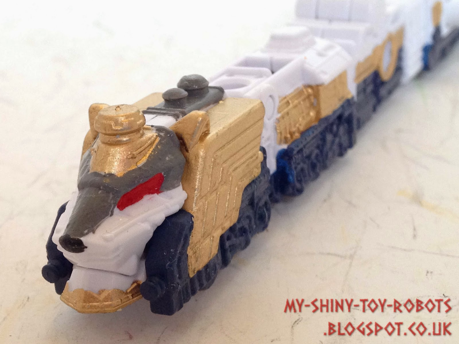 The Lion Safari Ressha