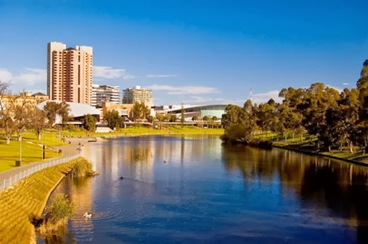 Adelaide Australia 10 cities to visit in the year 2014