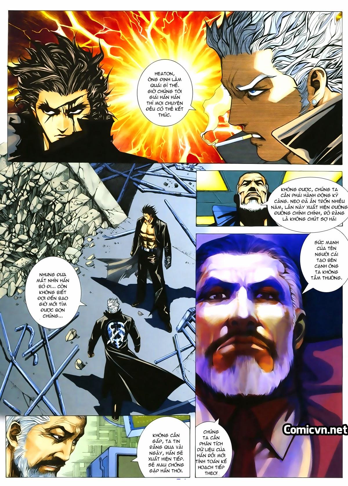 Tuyệt Địa Thiên Hành Chapter 8 - Hamtruyen.vn