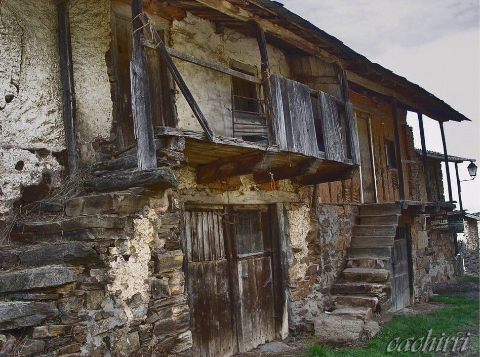 Historias de mi familia 029 el abuelo bernardo mart nez - Casas gratis en pueblos de espana ...