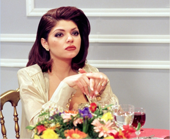María la del barrio (1995): telenovela mexicana
