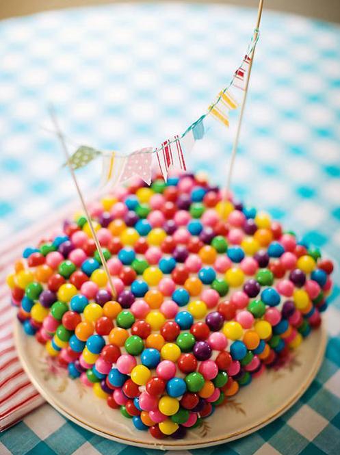 Decoraci n de tartas caseras for Decoracion de tortas caseras