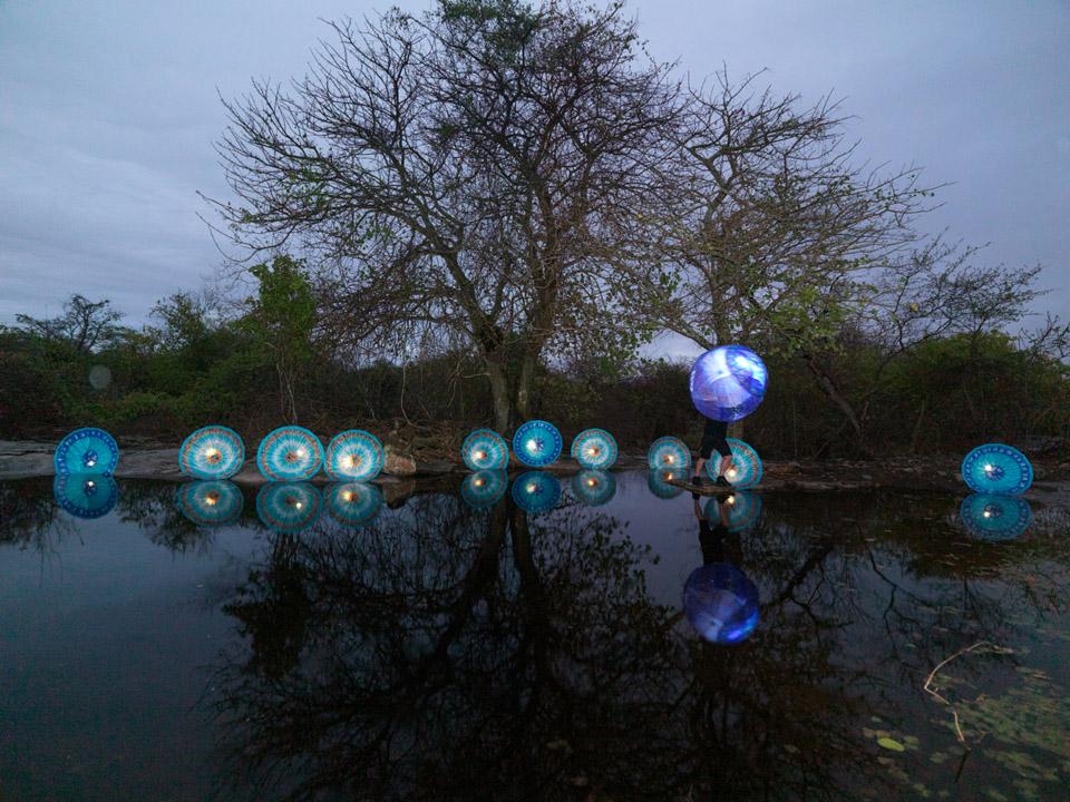 SIM Galeria. Delson Uchoa. Bicho de Seda, III. 2012.