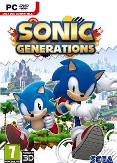 sonic Download   Jogo Sonic Generations FLT PC (2011)