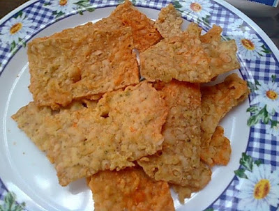 Resep dan Cara Membuat Tempe Goreng Tepung Crispy