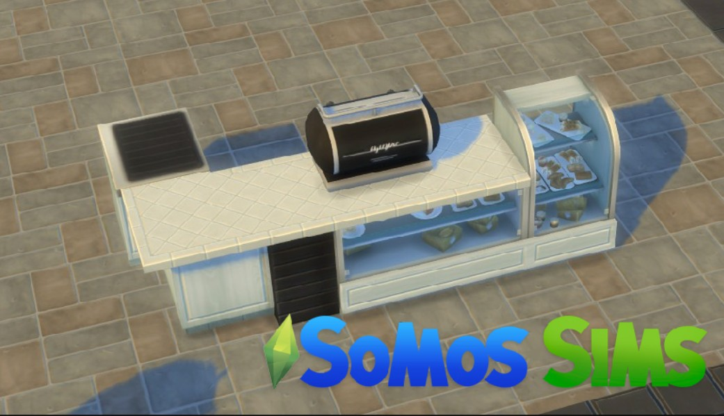 sims 4 impresso espresso machine