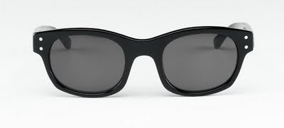 Massada sunglasses for spring/summer 2011: Wiseman