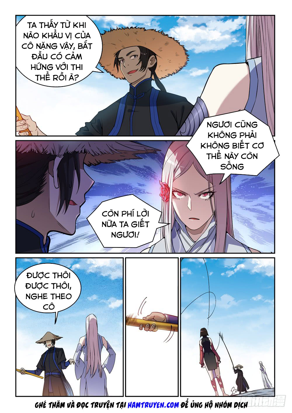 Bách Luyện Thành Thần chap 442 - Trang 4