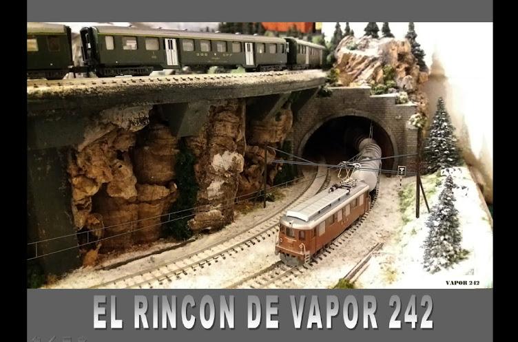 El Rincon de Vapor242 (Mis trenes)