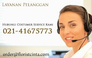 Layanan Pelanggan 087878240845, 021-41675773 dan 082112016287