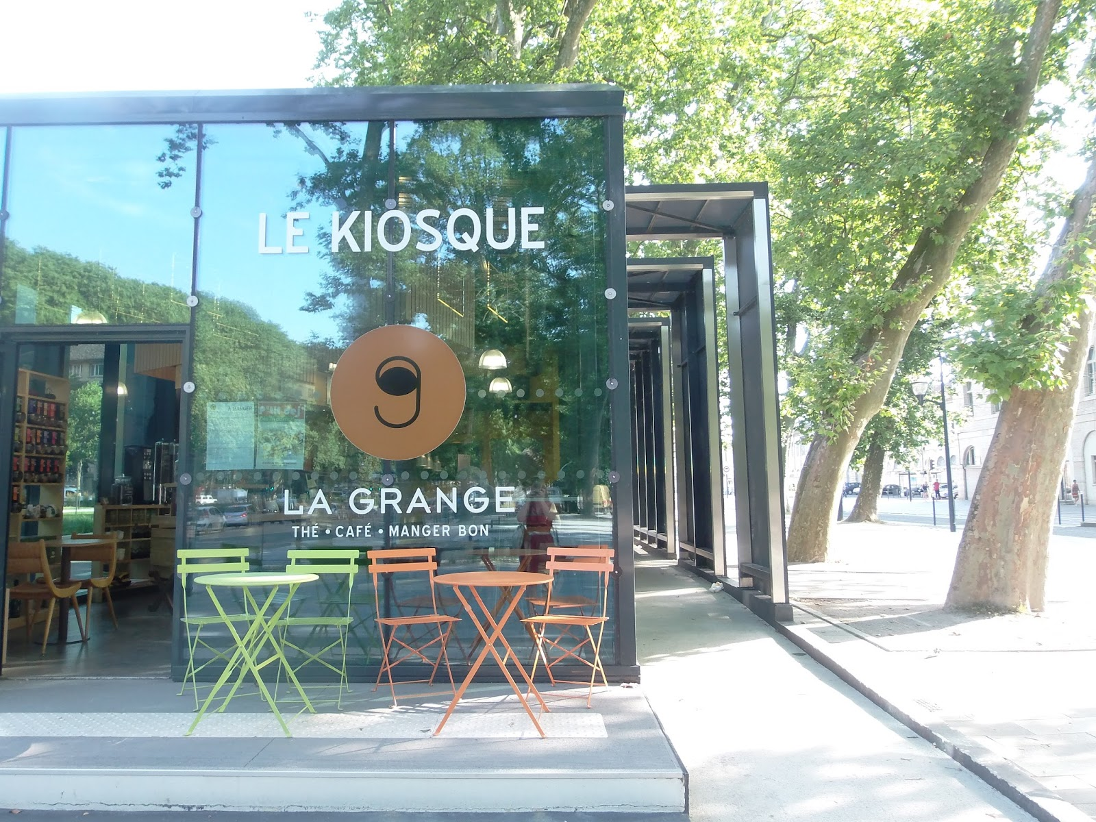 Juliette et marie juillet 2015 - Restaurant la grange besancon ...