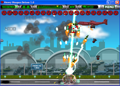 Download Game Heavy Weapon Deluxe