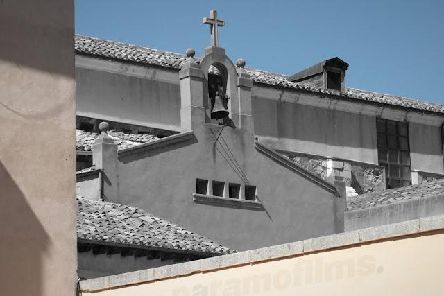 Geometría de un convento, 2012 (cc) Abbé Nozal