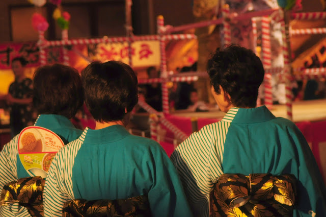 A festival of Japan