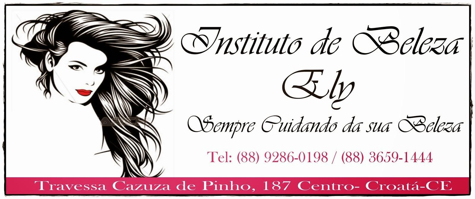 INSTITUTO DE BELEZA ELY
