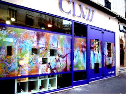 CLVII Street Luxe & Volupté !